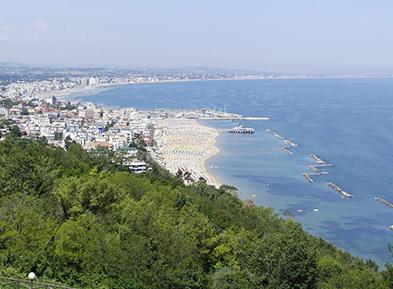 La Romagna: Riviera