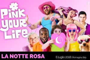 La Notte Rosa 2018