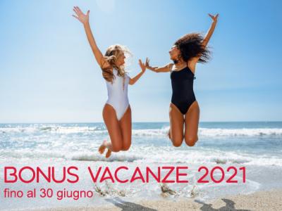 Giugno con Bonus Vacanze